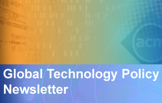 Global Technology Policy Newsletter